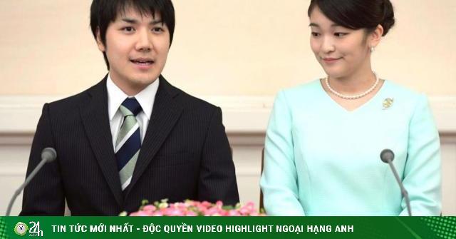 """Công chúa Nhật Bản gặp hôn phu sau 3 năm xa cách, dân biểu tình dọa """"xóa sổ"""" chú rể"""