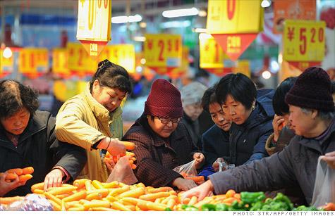 Lạm phát Trung Quốc tăng mạnh nhất trong vòng 26 năm, kinh tế thế giới đứng ngồi không yên