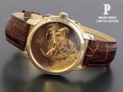 Philippe Auguste Kim Ngưu biểu tượng của mẫu đồng hồ  Phúc lộc - An khang - Thành công thịnh vượng