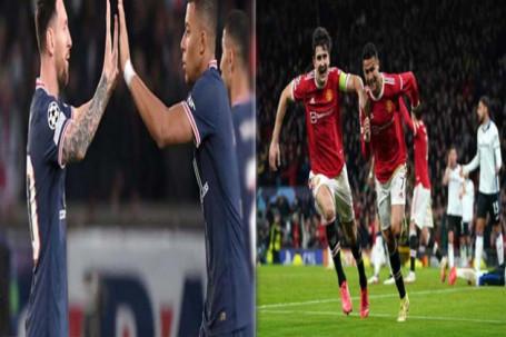 """Messi gọi, Ronaldo lại trả lời: 2 """"vua"""" tỏa sáng Cúp C1, đẳng cấp siêu sao"""