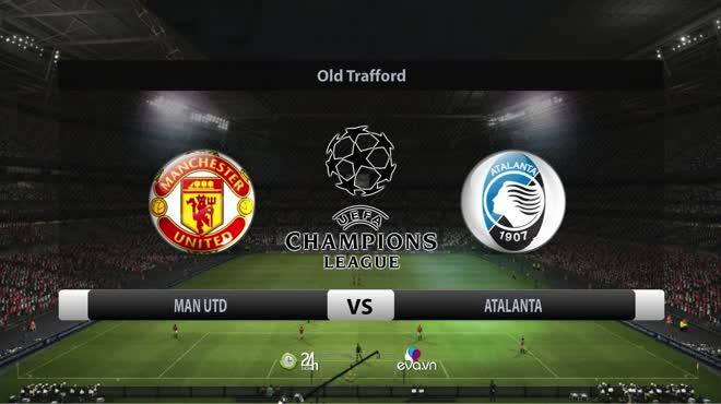 Video bóng đá MU - Atalanta: Chói sáng Ronaldo, đỉnh cao ngược dòng (Cúp C1)