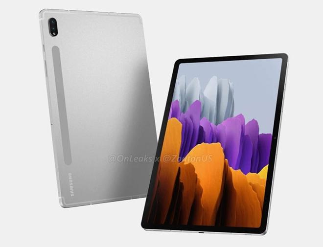"""Rò rỉ thiết kế đỉnh cao và cấu hình """"ngon"""" của dòng Galaxy Tab S8 5G - 3"""