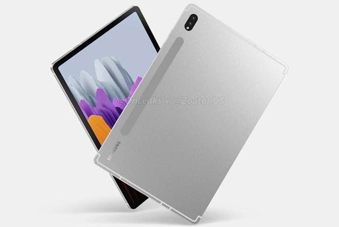 """Rò rỉ thiết kế đỉnh cao và cấu hình """"ngon"""" của dòng Galaxy Tab S8 5G - 1"""