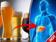 Được em PG mách nhỏ cách này, gan vẫn khỏe mạnh bất chấp bia rượu xem bóng đá mỗi ngày